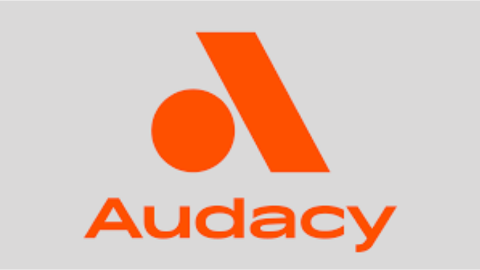 Audacy logo