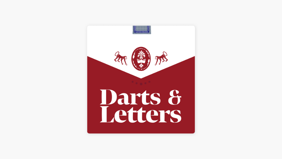 Darts and Letters logo