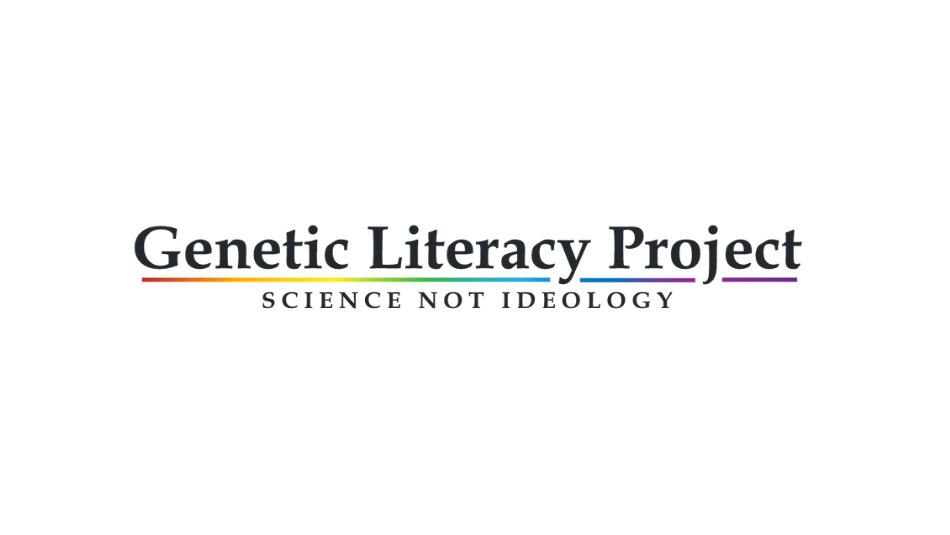 Genetic Literary Project logo