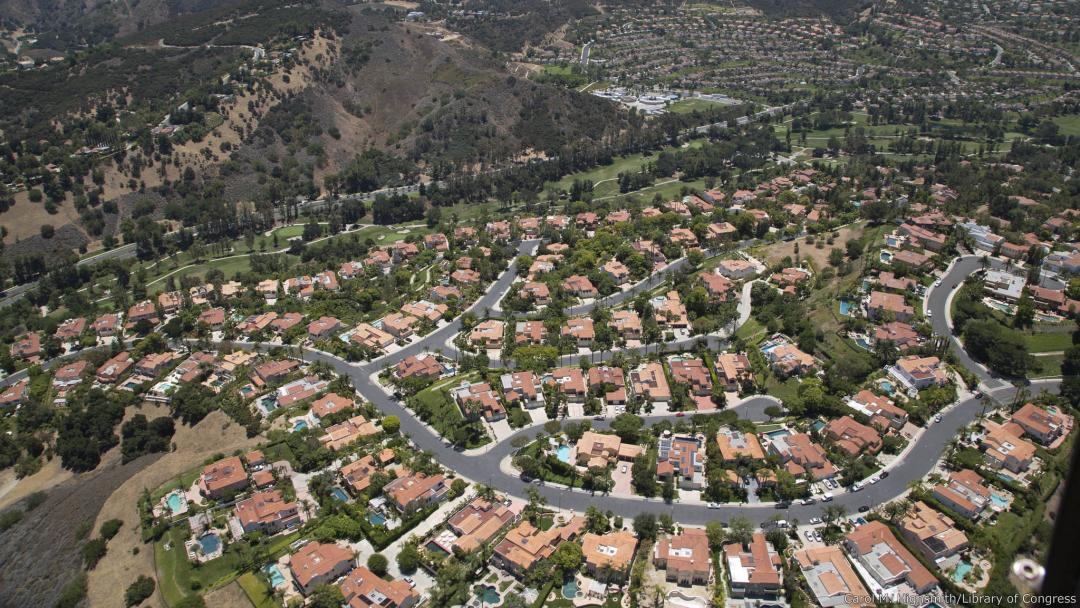 neighborhood in Los Angeles
