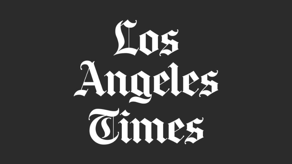 Los Angeles Time logo