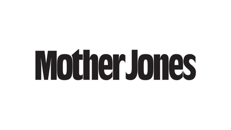 Mother Jones logo