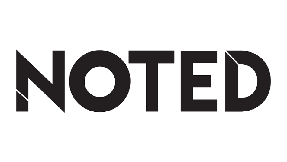 Noted logo