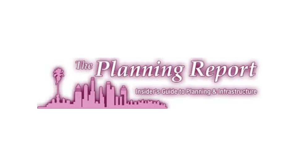 The Planning Report logo