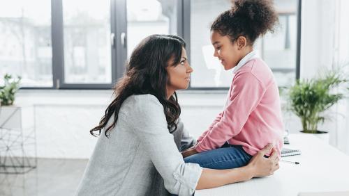parent child image