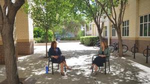 Nancy Guerra and Charis Kubrin